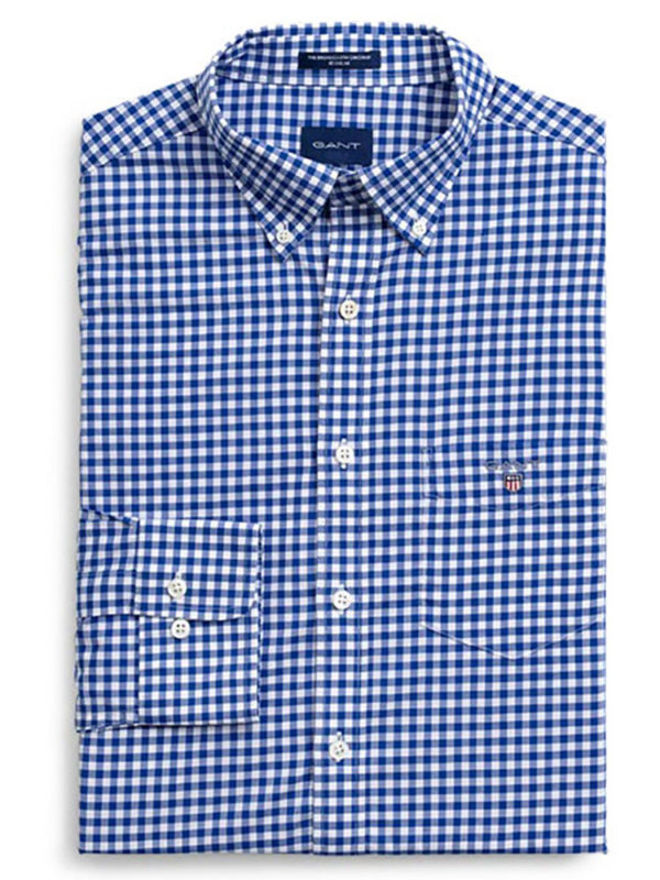 GANT 3046700 The Broadcloth Gingham BD 436