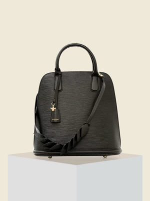 Cecily Clune - Paris End Bag Tall Black Epi 2