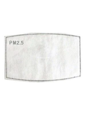 Browse Fashions - The Good Mask PM2.5 Filter (10-Pack) 01
